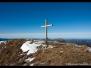 Wanderung auf den Leistchamm (2101m) - 25.11.2009